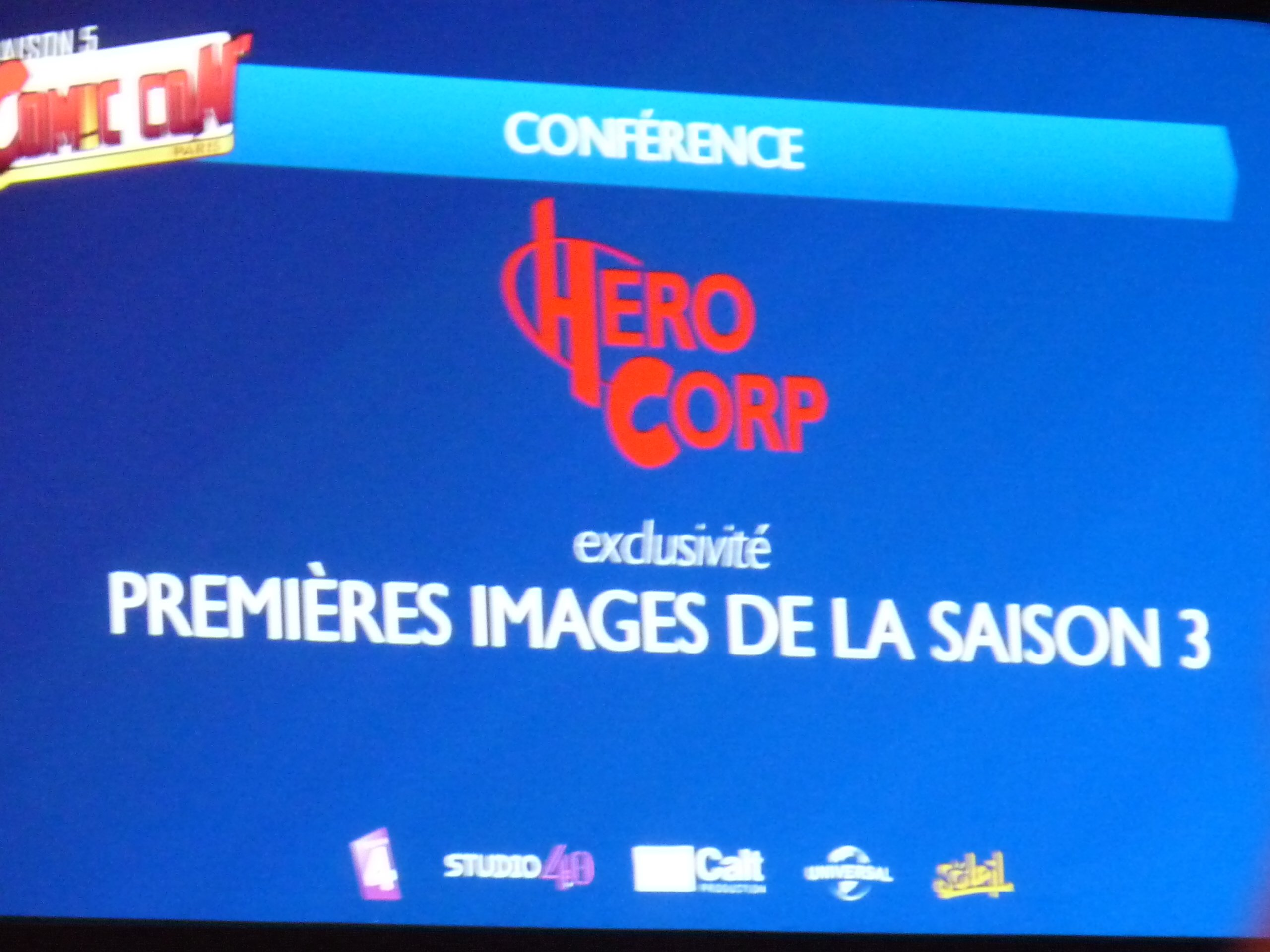 Titre conference hero corp
