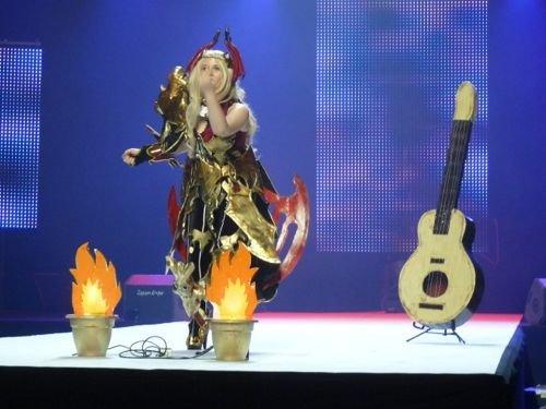 JAPAN EXPO - Finale de l'European Cosplay Gathering #19