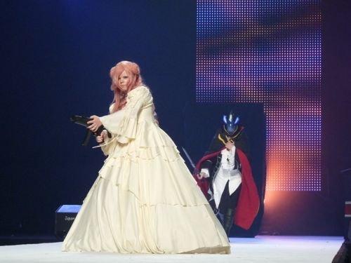 JAPAN EXPO - Finale de l'European Cosplay Gathering #11