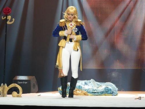 Lady Oscar - japan expo 2013