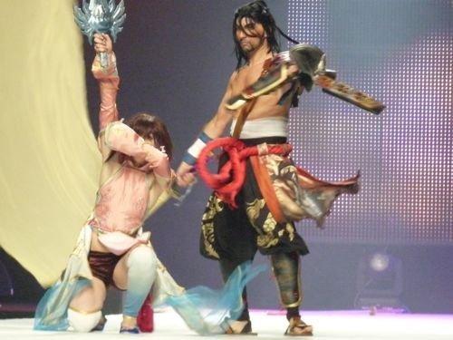 JAPAN EXPO - Finale de l'European Cosplay Gathering #18