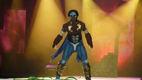JAPAN EXPO - Finale de l'European Cosplay Gathering #6