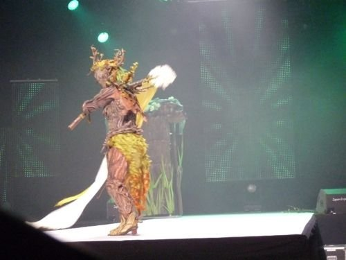 JAPAN EXPO - Finale de l'European Cosplay Gathering #9
