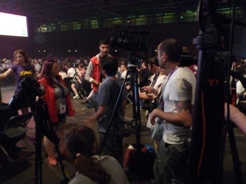 JAPAN EXPO - Finale de l'European Cosplay Gathering #2