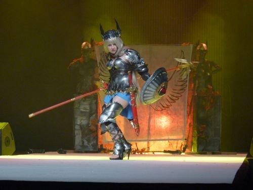 JAPAN EXPO - Finale de l'European Cosplay Gathering #5