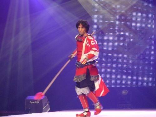 JAPAN EXPO - Finale de l'European Cosplay Gathering #13