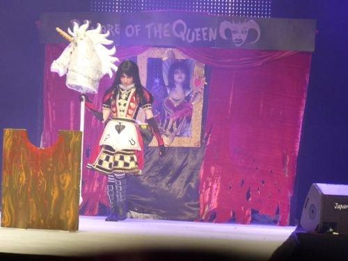 JAPAN EXPO - Finale de l'European Cosplay Gathering #15