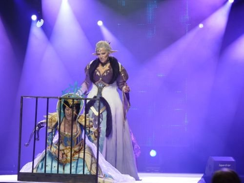 JAPAN EXPO - Finale de l'European Cosplay Gathering #20