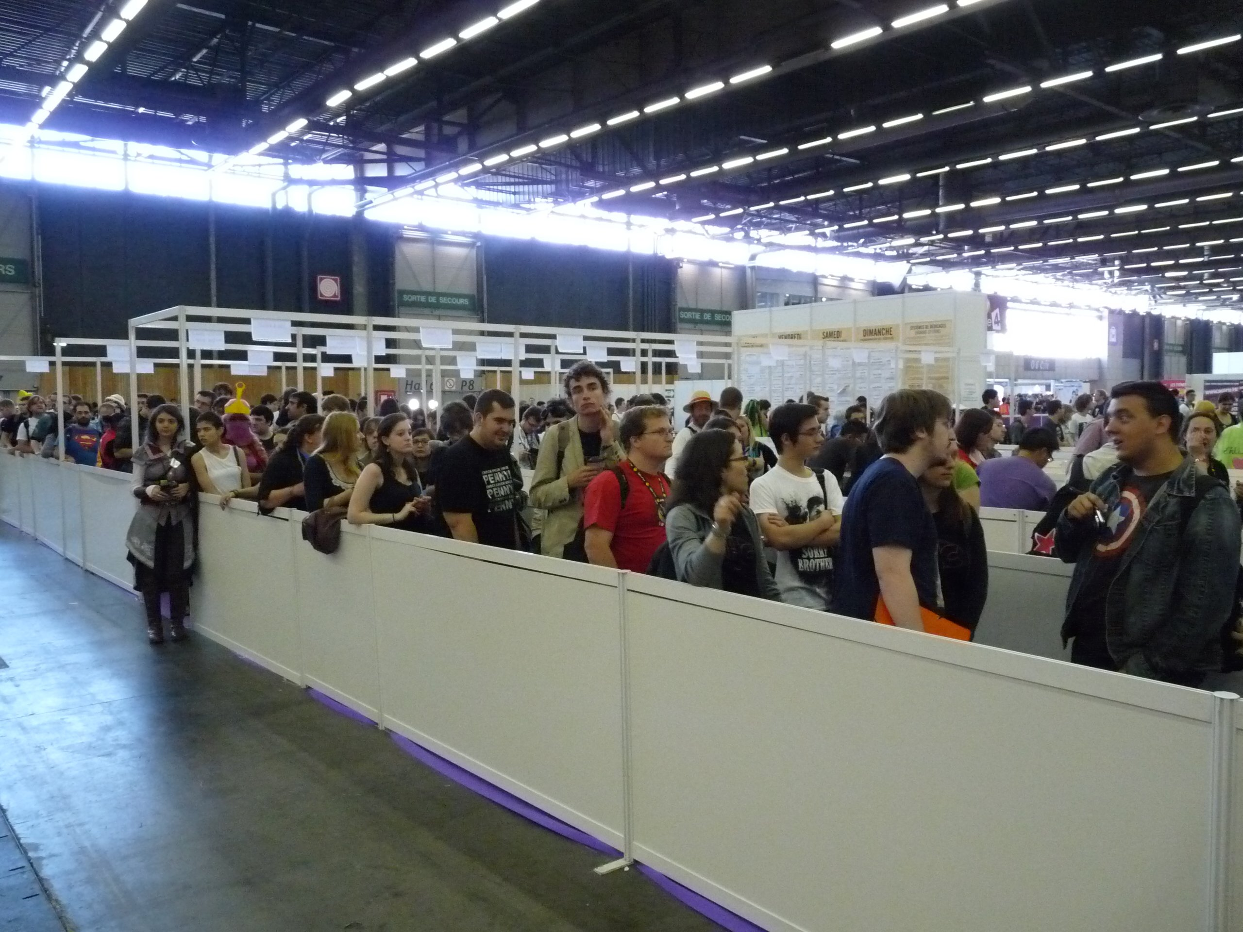 Un ex - afficionado à la JAPAN EXPO #25