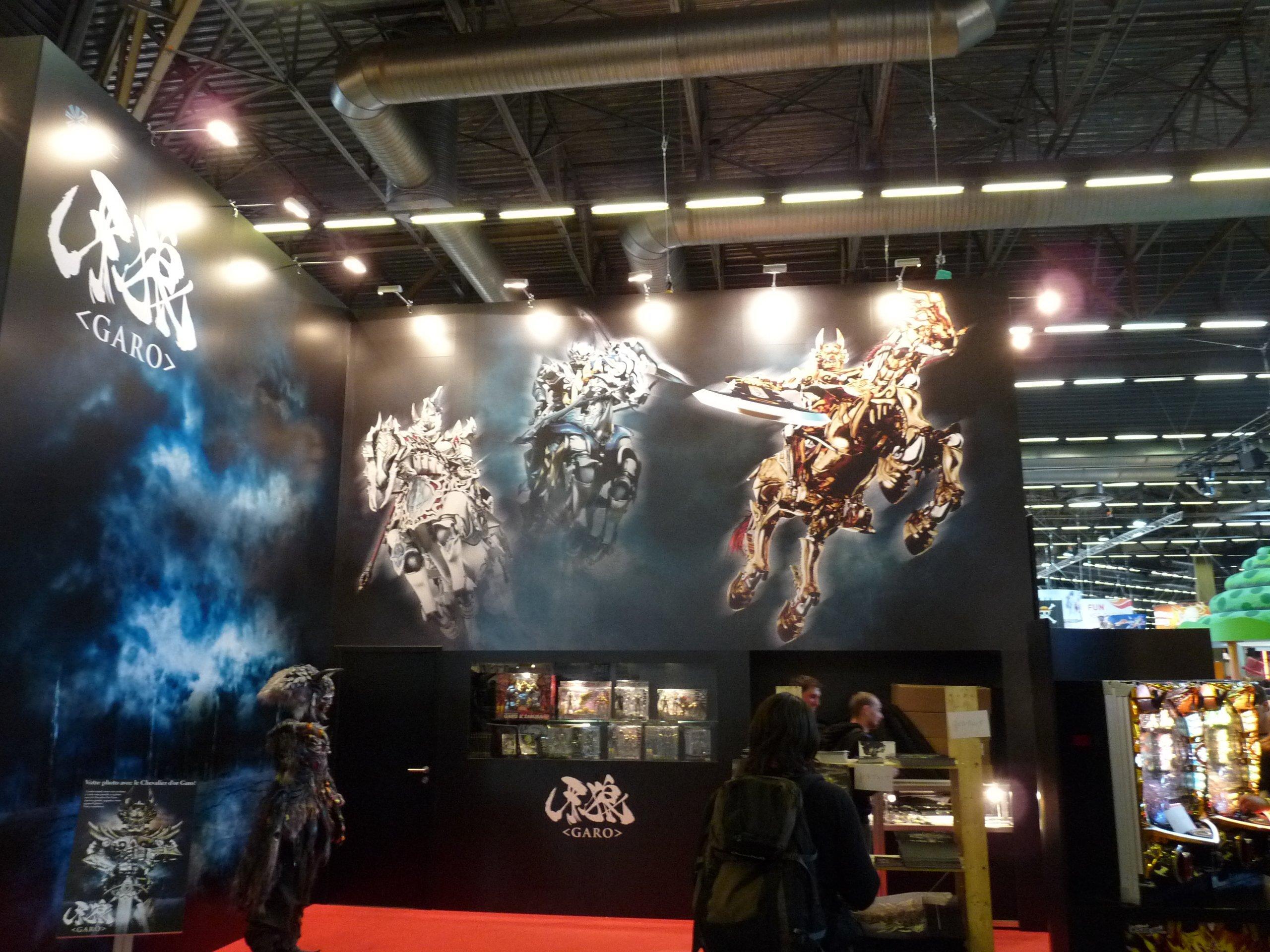 stand garo - Japan Expo 2013