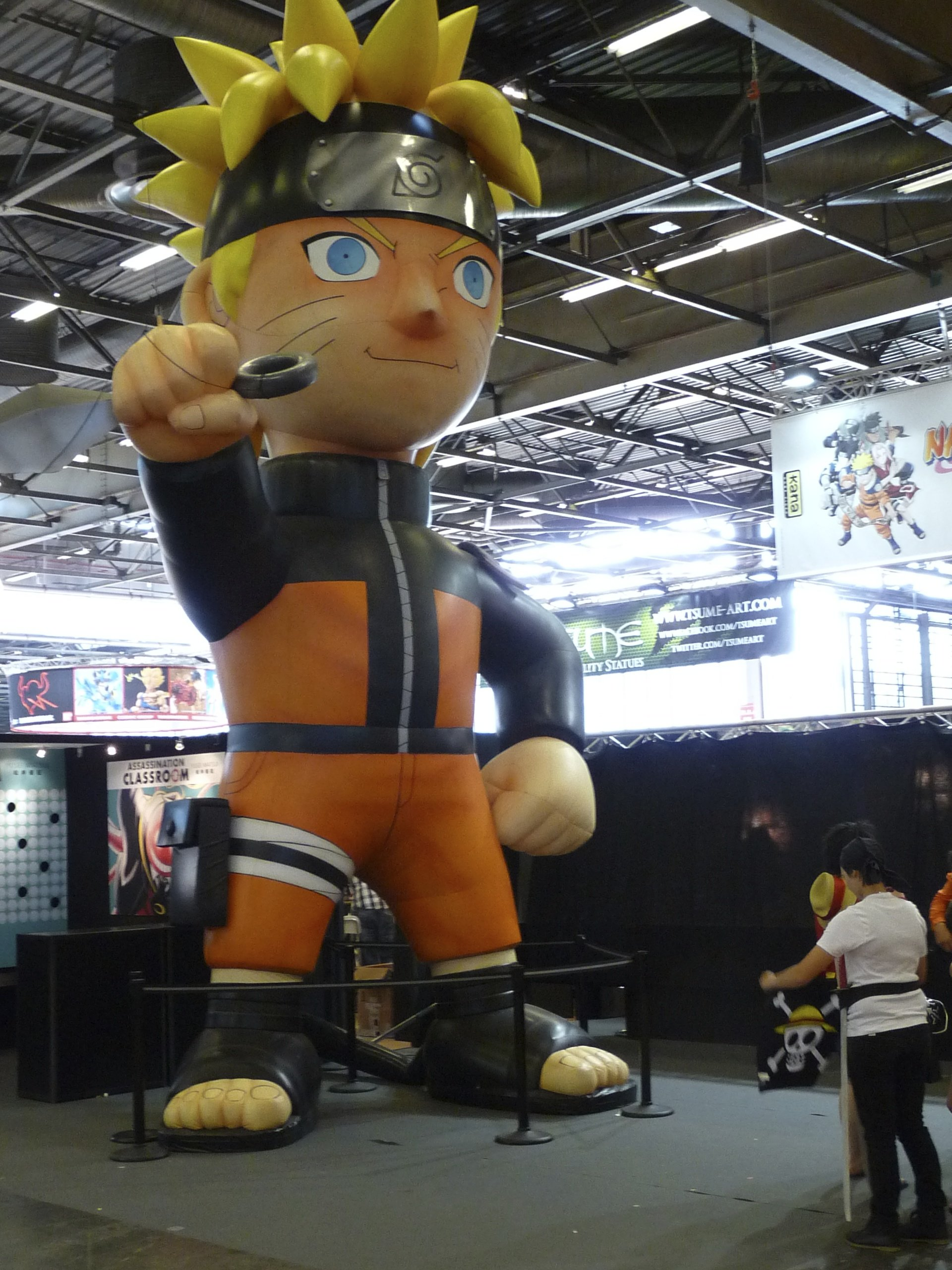 naruto - Japan Expo 2013