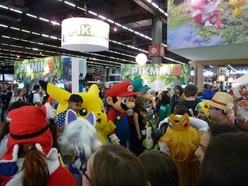 mascottes - Japan Expo 2013