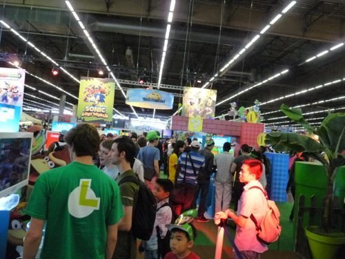 stand - Japan Expo 2013