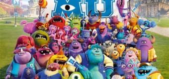 Monstres Academy – Comme dans une série avec des étudiants US