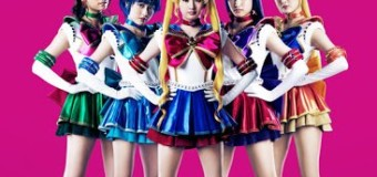 La comédie musicale Sailor Moon arrive au Japon