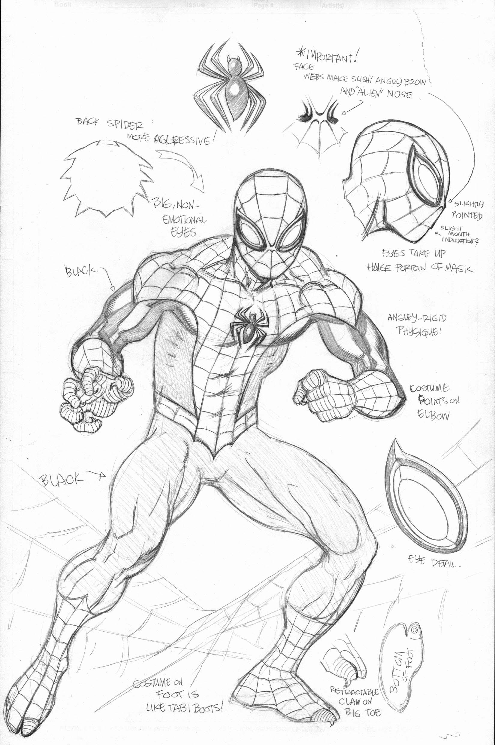 Superior Spiderman comics