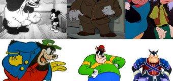 Pat Hibulaire : L'évolution d'un des méchants les plus emblématique de Disney