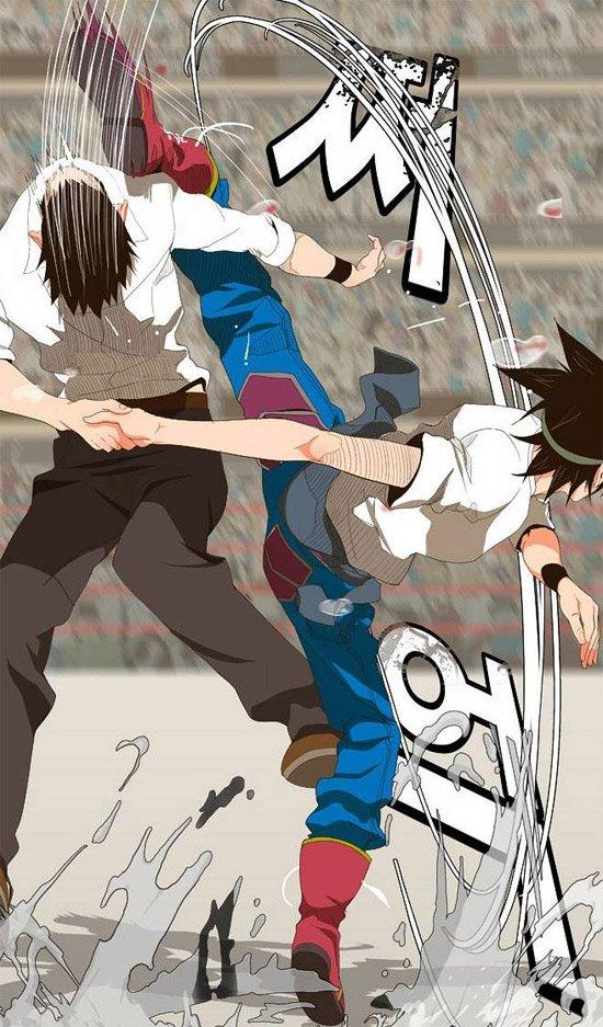 the-god-of-high-school-manga-manhwa-2