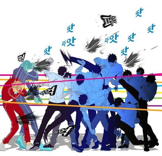 the-god-of-high-school-manga-manhwa-3