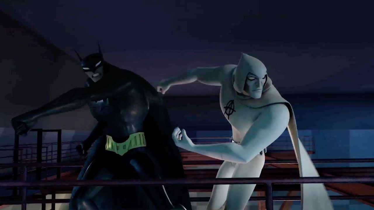 Que vaut la série animée Beware the Batman? #5