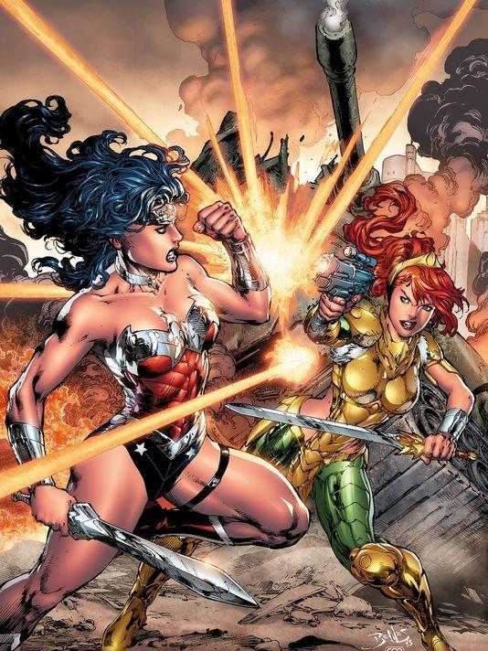 Quand DC COMICS rencontre MUSCLOR #2