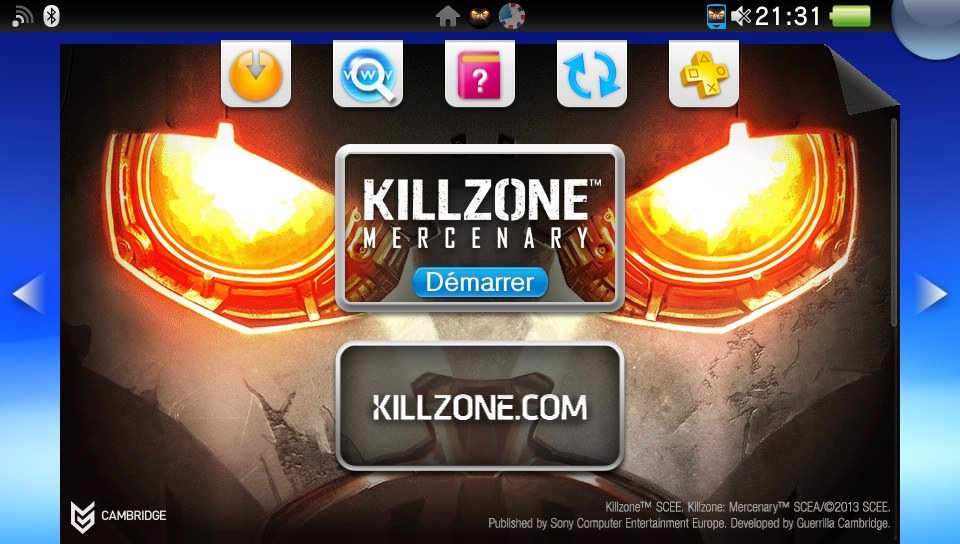 KILLZONE MERCENARY est il un ˝killer game˝ de la vita ?