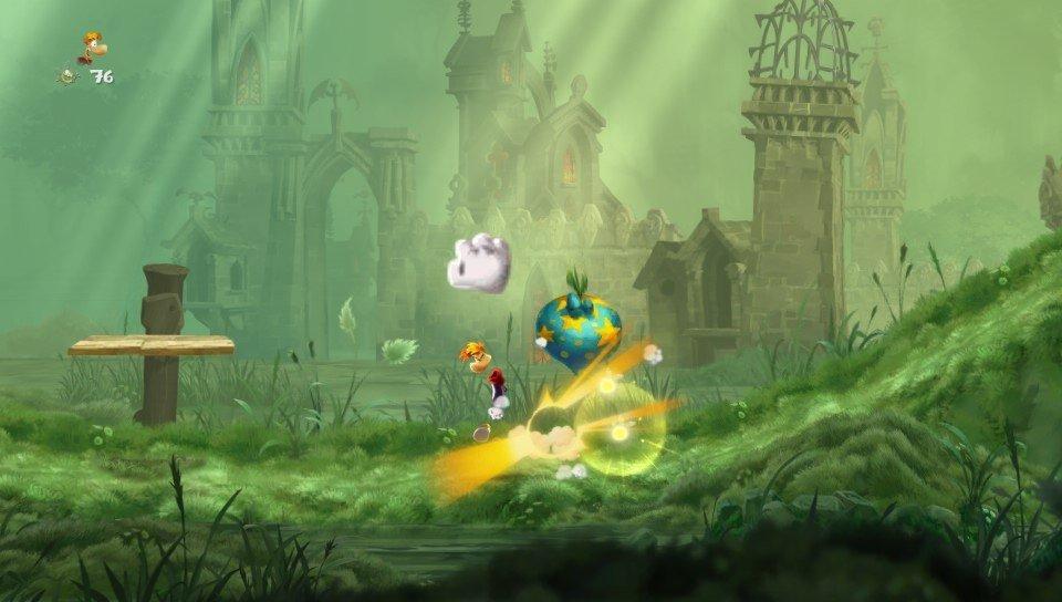 Rayman Legends #2