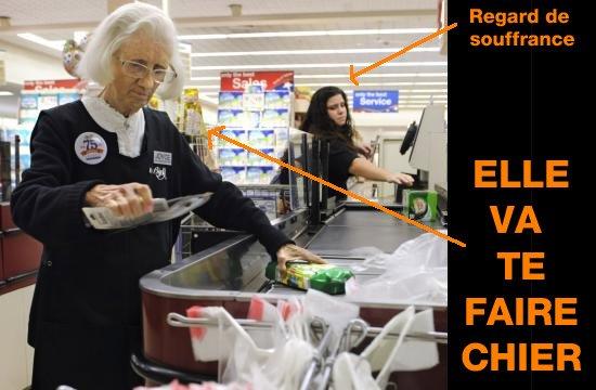 L'art de faire les courses #5