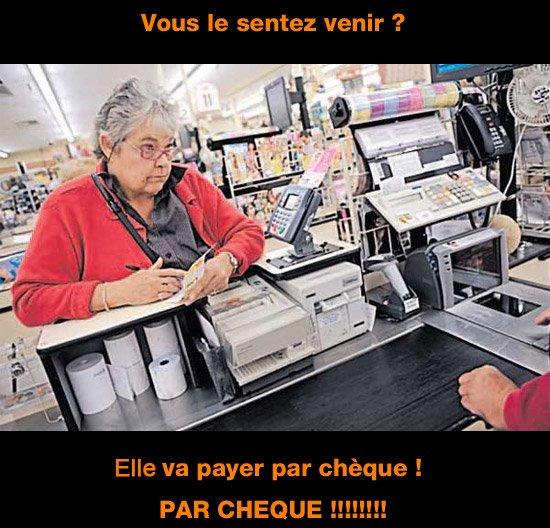L'art de faire les courses #7