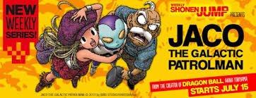 manga Jaco Toriyama
