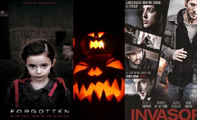 Gagnez des blu-ray de films de genre pour Halloween!!!