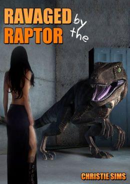 Dino porn : ravagée par un raptor