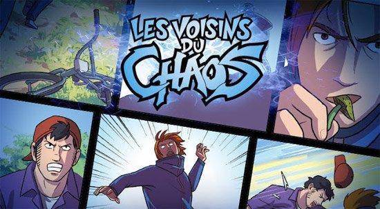 Les voisins du Chaos