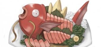 Les Pokémon sont comestibles : Recettes de cuisine à base de Pokémon !