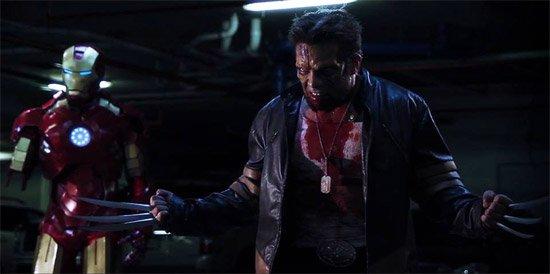 fan-film-Marvel-Zombies-VS-army of the dead