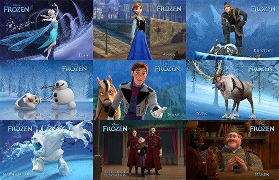 Idina Menzel Frozen Premiere [Cinéma] La reine...