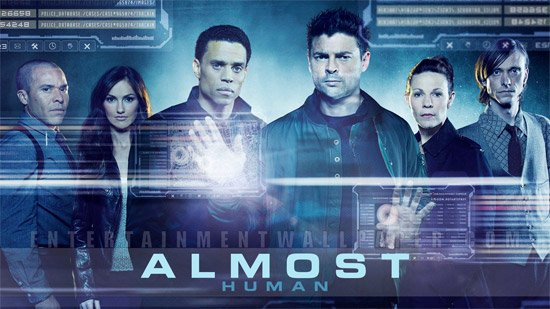 Almost Human serie tv jj abrams