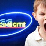 Les cinémas UGC n'aiment pas les enfants !