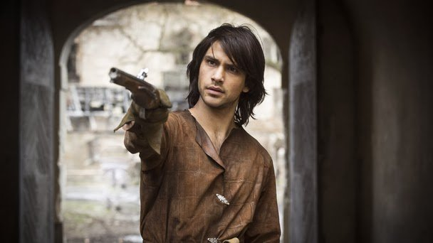 The_Musketeers tv bbc