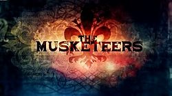 The Musketeers - TV BBC