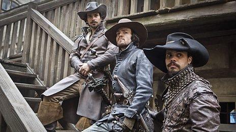 The Musketeers - ou comment on s'est encore fait volé... #3