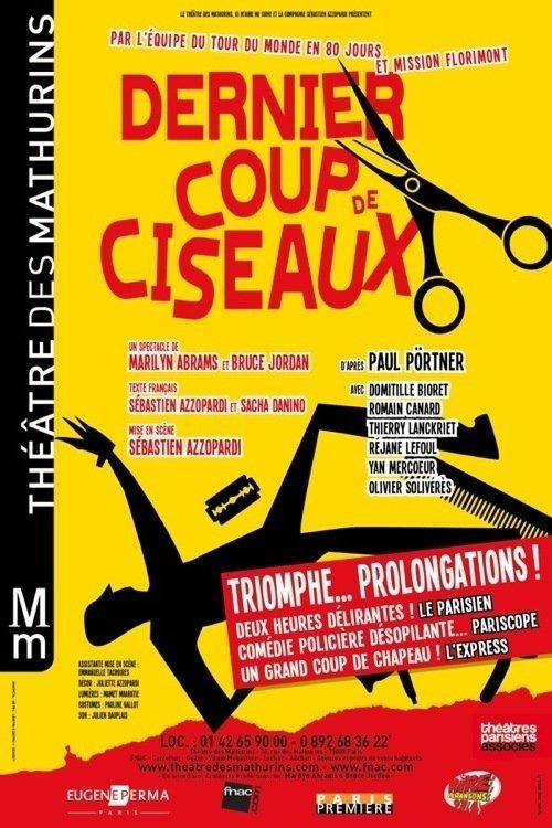 Dernier coup de ciseaux : Une comédie participative poilante ! #2