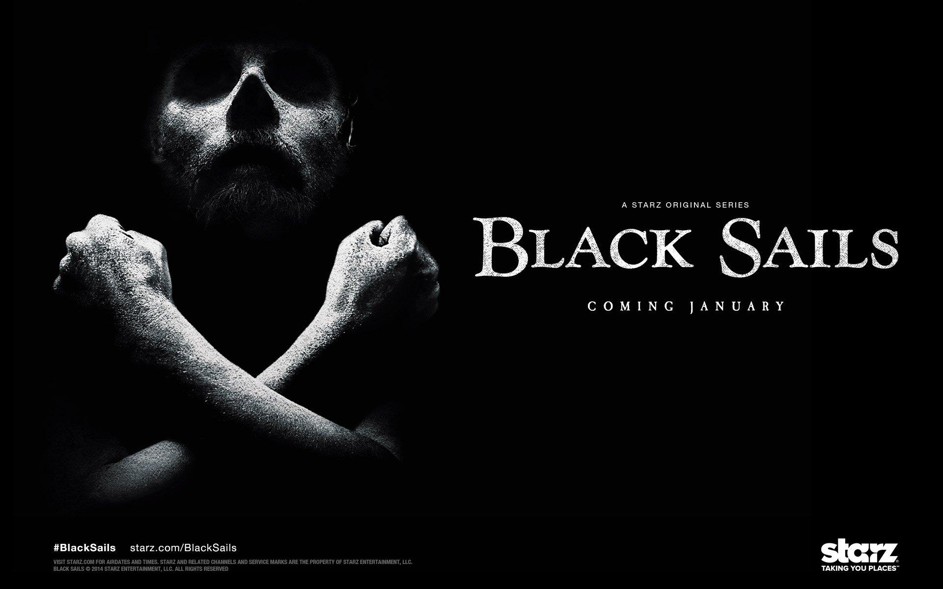 Black Sails - Pirates, boobies et trésor
