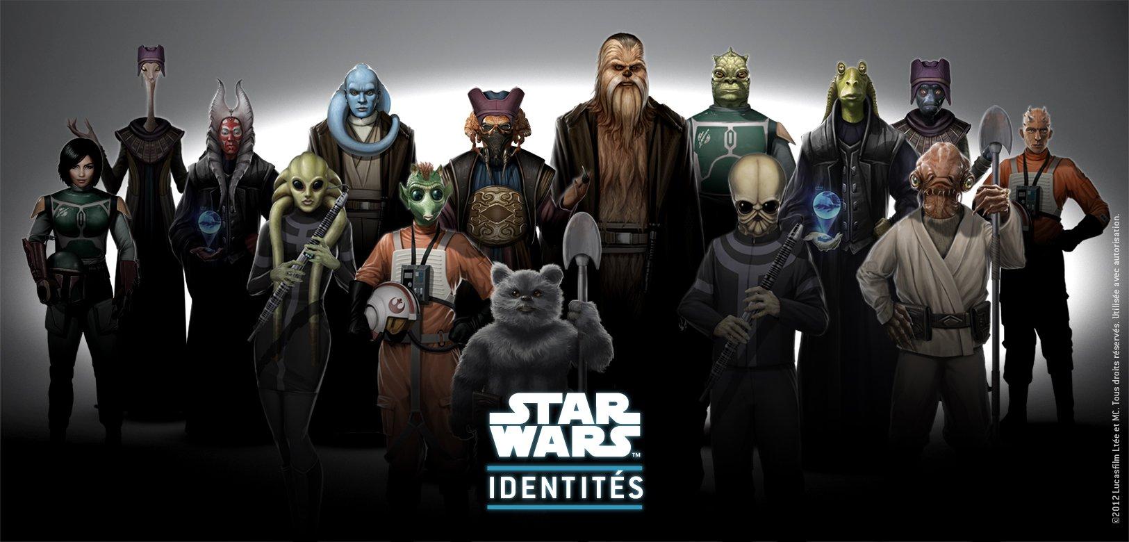 Star Wars Identités - Que la Force soit avec vous