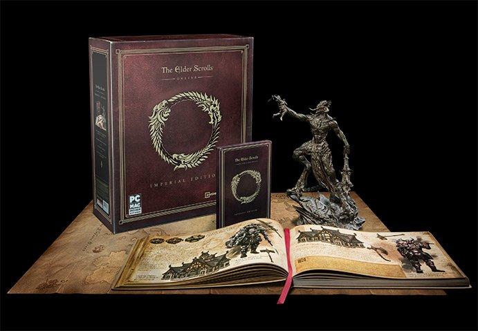 The Elders Scrolls Online - Détails des précommandes