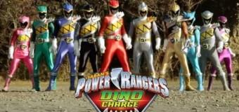 Power Rangers - Dino Charge : Le retour des dinosaures pour la 22ème saison