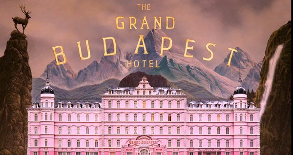 The Grand Budapest Hotel ou quand hôtellerie rime avec fantaisie
