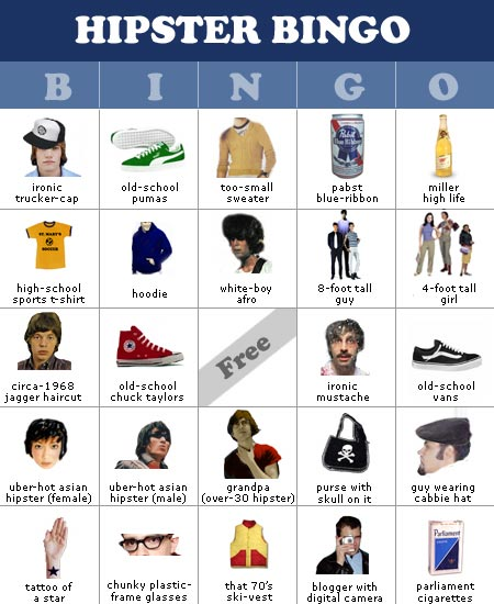 bingohipster