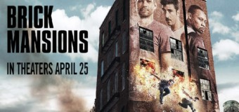 Brick Mansions : le film qui n'en casse pas...des briques.