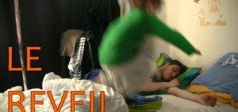 Les chroniques de JayeR (en vidéo) : Le réveil